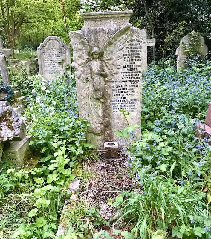 Tower Hamlets Cemetery Park, London