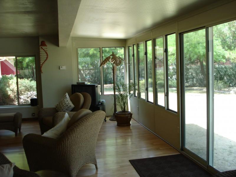 Straight Eave Patio Enclosures  Arizona Enclosures and