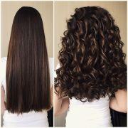 zen salon and spa- hair perm