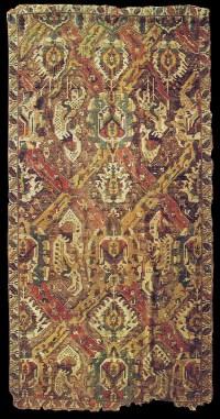 Dragon carpet, 17th century, Safavid Period, Azerbaijan ...