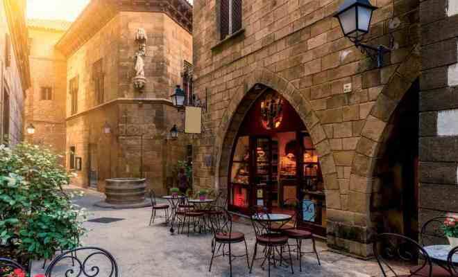 tip na výlet barcelona
