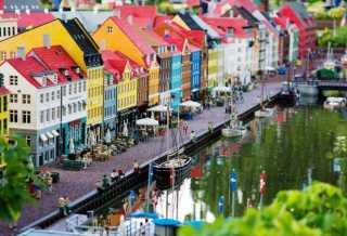 legoland Dánsko Denmark