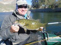 Apache Lake Fishing Report - Year of Clean Water