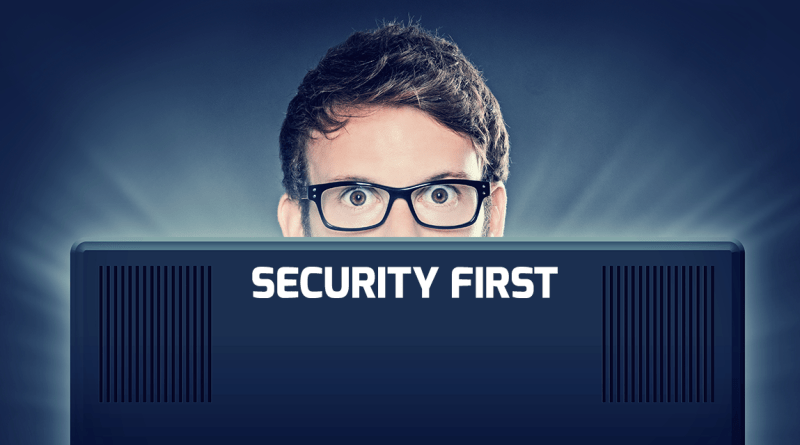 SECURITY FIRST