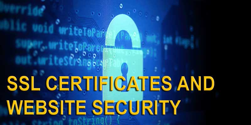 SSL Certificate and Website Security