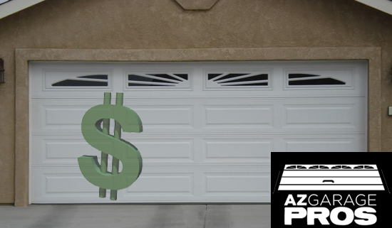 What Does It Cost To Install Or Replace A Garage Door In Arizona