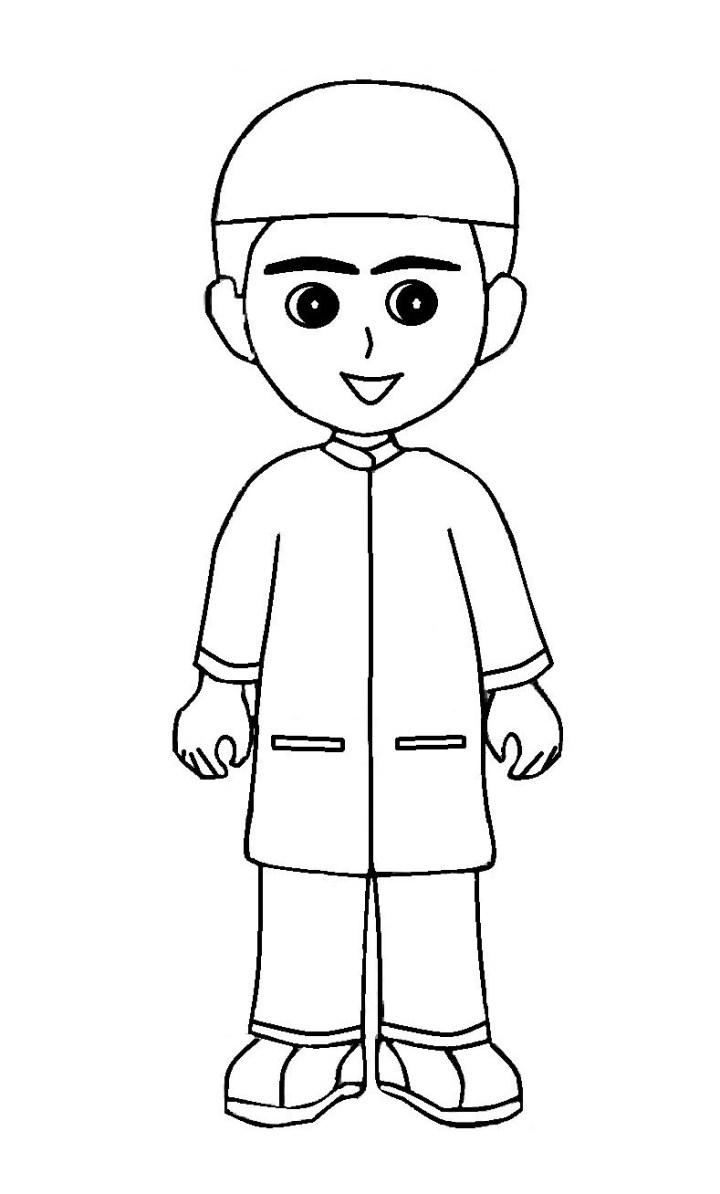 Gambar Kartun Muslimah Full Download Top Gambar