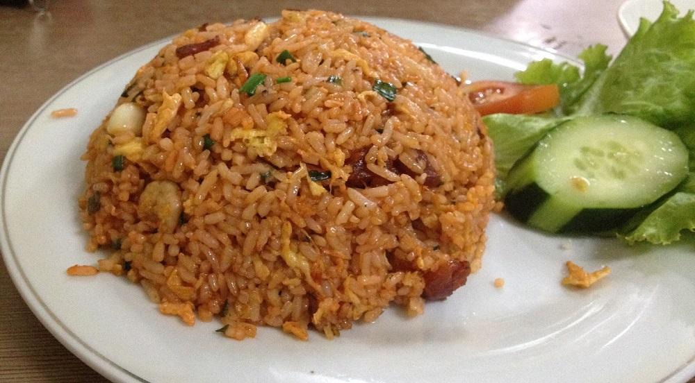 Resipi Nasi Goreng Ayam - Resepi Bergambar