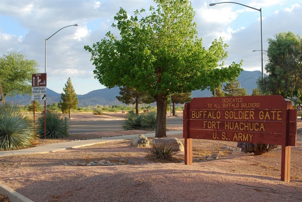 Fort Huachuca Carleton House  Fort Huachuca Arizona