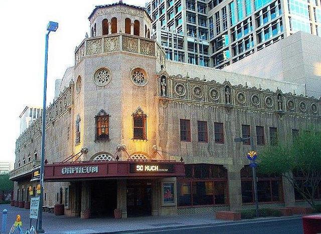 Orpheum Theatre  Phoenix Arizona  Real Haunted Place