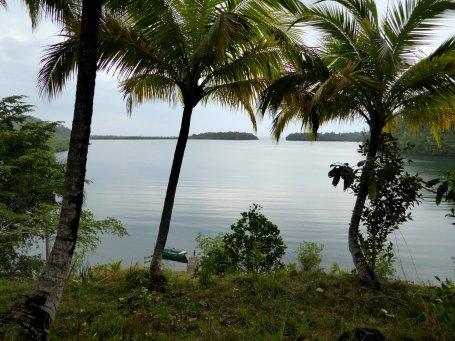 Baai bij Parque Nacional Alejandro de Humboldt. Baracoa