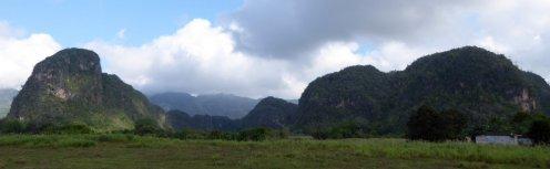Karstbergjes in Viñales