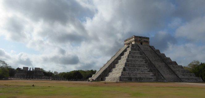 Dé Piramide onder de piramides! Chichén Itza