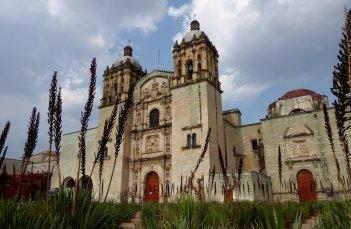 Templo de Santo Domingo. Oaxaca