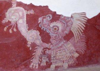 It's a Bird...It's a Plane...It's Mayaman. Teotihuacán