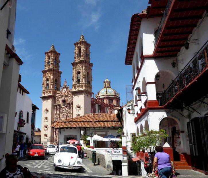 Templo de Santa Prisca. Taxco