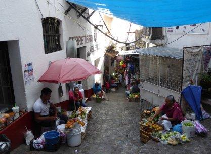 in de tas en go. Taxco