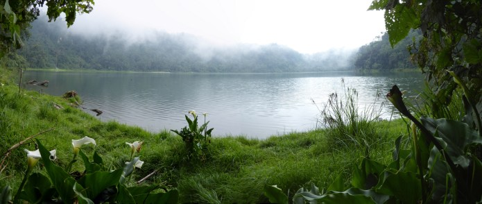 Misterieus lake Chicabal.