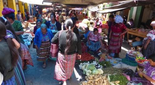 Meer markt. San Francisco el Alto
