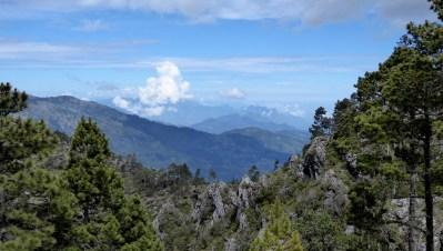 Uitzicht vanaf La Torre.