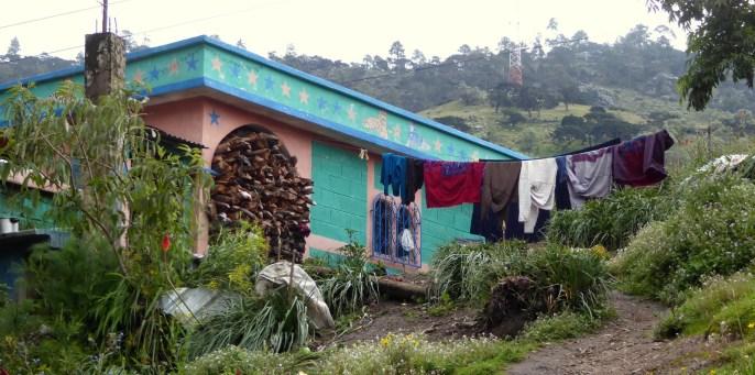 Typisch huisje Todos Santos