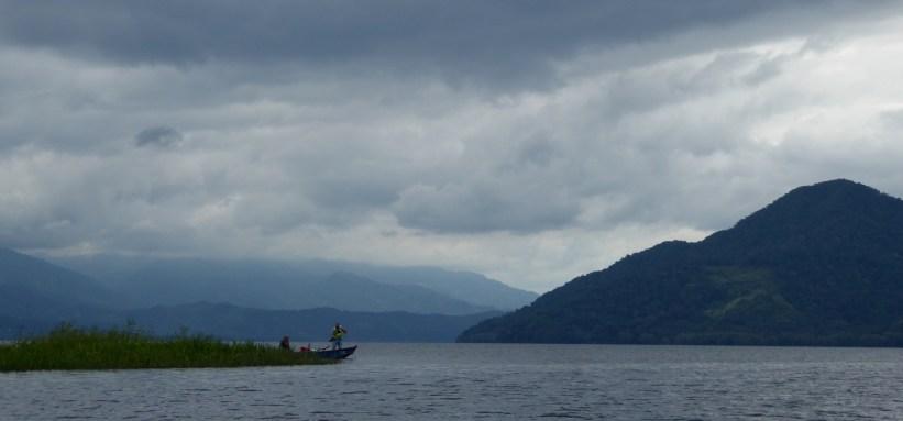 Lago de Yojoa.