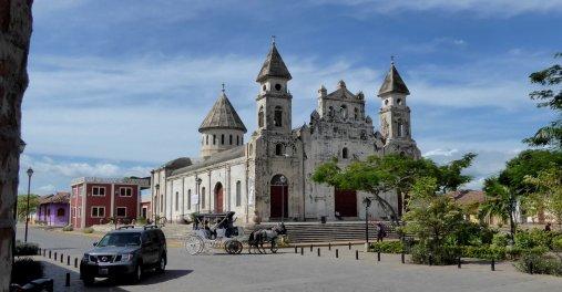 Leuk kasteelkerkje. Granada