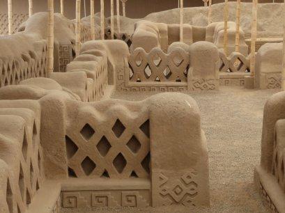 Creatief met adobe (en dan bedoelen we niet photoshop). Chan Chan ruïnes
