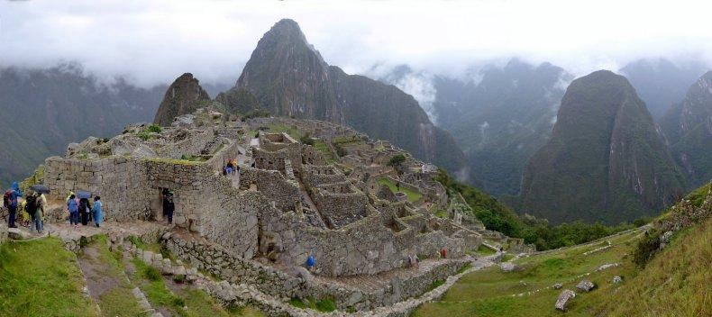 Andere kijk op Machu Picchu!