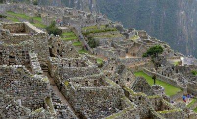 Lekker bezig geweest! Machu Picchu