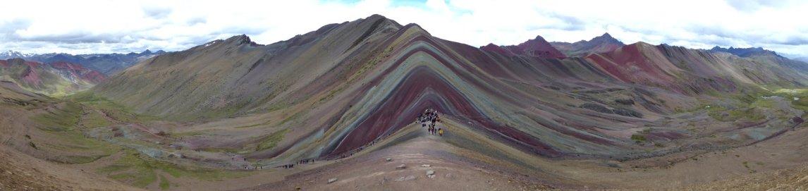 Rainbow Mountain!!!!