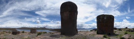 Grote graftorens! Sullistani