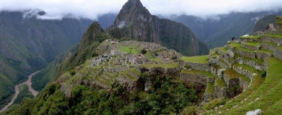 Hoedje af voor Peru!