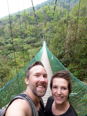 Hep'ie us! Walami trail