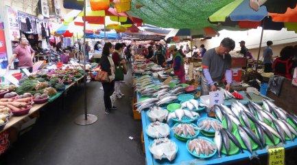 Markt! Changwon, Korea