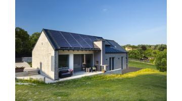 Case in legno e soluzioni per case prefabbricate ad alto risparmio energetico. Case Prefabbricate In Legno Stile Moderno Evoluthion