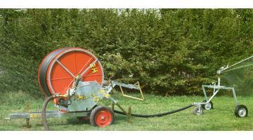 Macchina irrigatrice con ala nebulizzatrice RM SPA