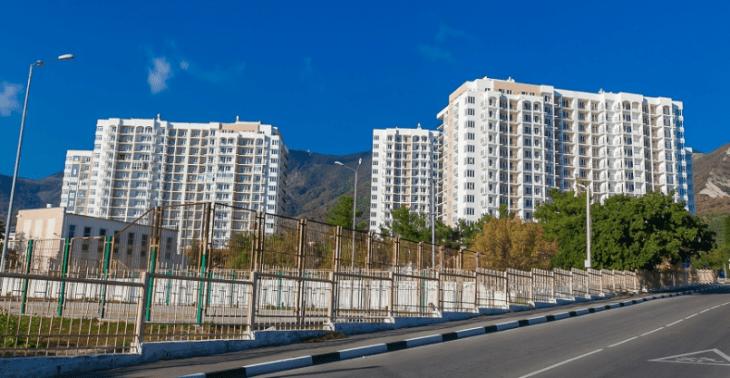 Жилой комплекс Азимут Геленджик
