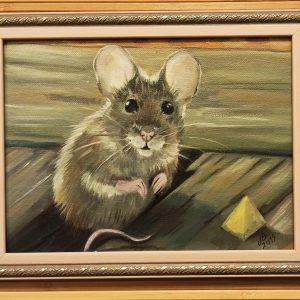 Картина мышонок купить