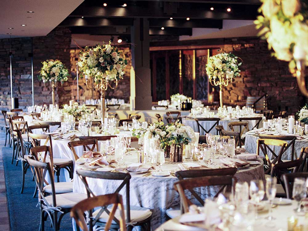 Warm Winter  Wedding Design Portfolio  Inspired Environments