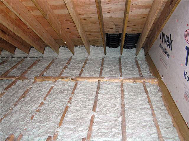 Insulate Walls Old House