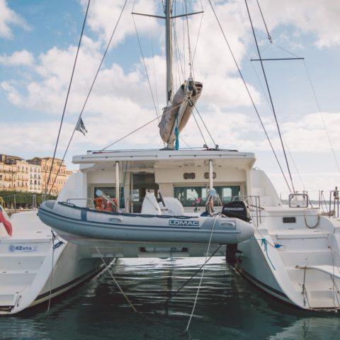 Lagoon 500 AZETA II