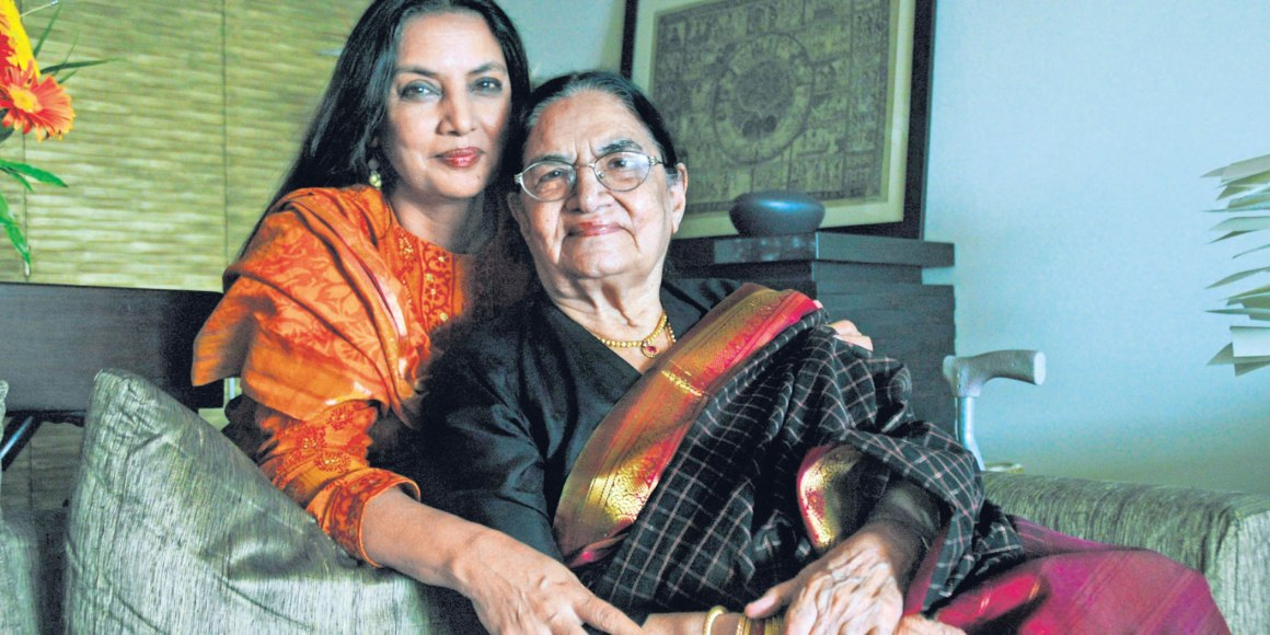 SHABANA AZMI ON ADAPTING KAIFI & I FOR STAGE