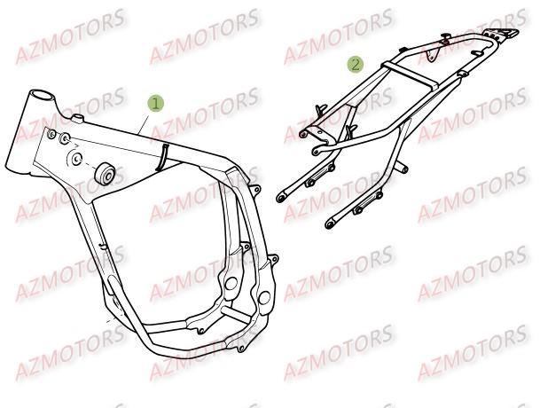 AZMOTORS : Boutique en ligne Quads Motos Scooters BETA