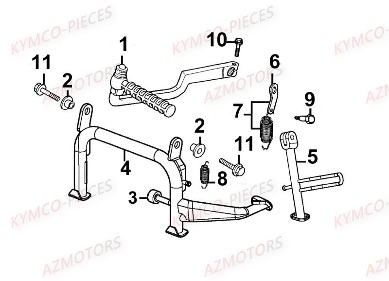 # KYMCO-PIECES : KYMCO Boutique en ligne Quads Motos Scooters