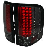 AZ Motor Trendz: SPEC-D Tuning LT-SIV07GLED-KS Smoked Euro LED Tail Lights