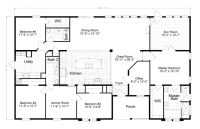 New New Manufactured Homes Floor Plans - New Home Plans Design