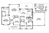 Good-Looking Ranch Floor Plans House Plans, New ...