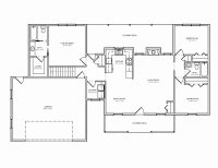 Awesome Simple Floor Plans For New Homes