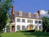 New England Colonial House Plans New England House 1600S ...